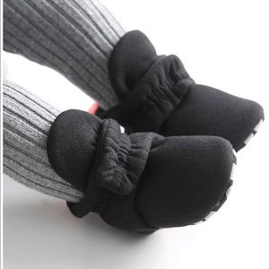 Babies non skid soft booties